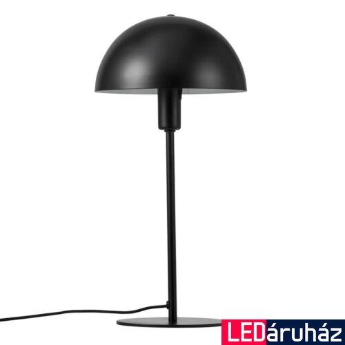 NORDLUX Ellen asztali lámpa, fekete, E14, max 40W, 20cm átmérő, 48555003
