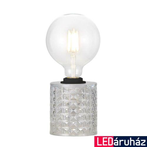 NORDLUX Hollywood asztali lámpa, üveg, E27, max 60W, 46645000