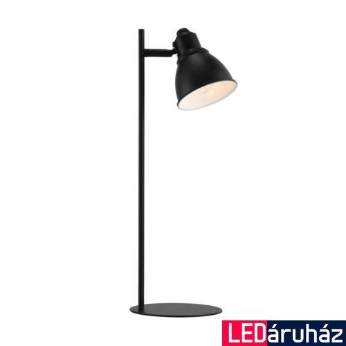 NORDLUX Mercer asztali lámpa, fekete, E14, max 40W, 15cm átmérő, 46665003