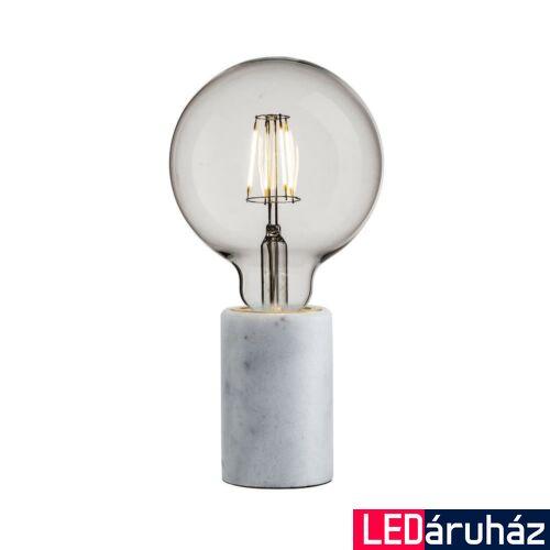 NORDLUX Siv asztali lámpa, fehér, E27, max 60W, 45875001