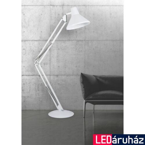 Nowodvorski BIG BOY asztali lámpa, fehér, E27 foglalattal, 1x70W, TL-6301