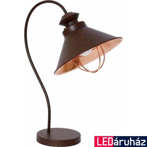 Nowodvorski LOFT asztali lámpa, grafit, E27 foglalattal, 1x42W, TL-5060