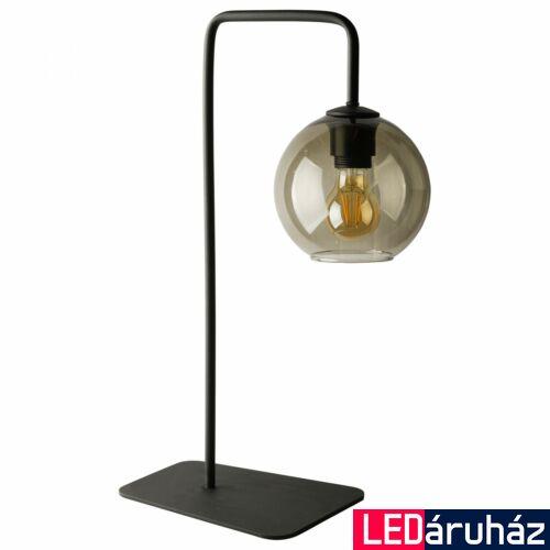 Nowodvorski MONACO asztali lámpa, szürke, E27 foglalattal, 1x42W, TL-9308