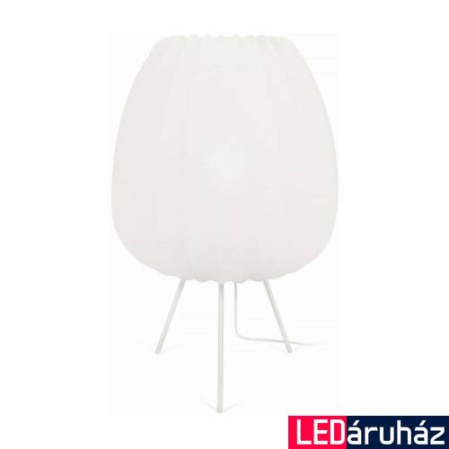 Nowodvorski MUSE asztali lámpa, fehér, E27 foglalattal, 1x18W, TL-8872