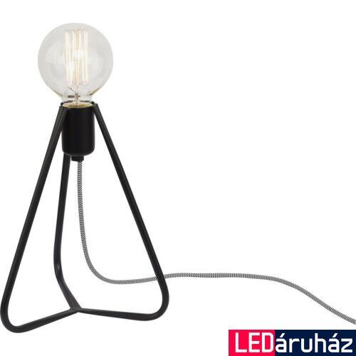 Nowodvorski SIMPLE asztali lámpa, fekete, E27 foglalattal, 1x42W, TL-6975