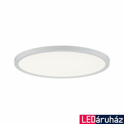 Paulmann 929.33 Areo fürdőszobai LED panel, 180 mmx180 mm, kerek, fényerőszabályozható, fehér, 3000K melegfehér, beépített LED, 1300 lm, IP44