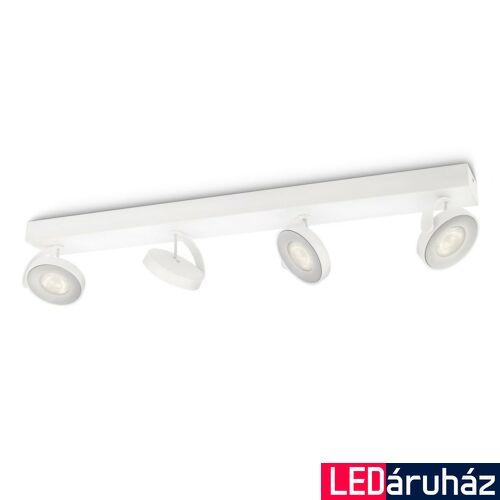 Philips Clockwork mennyezeti LED lámpa, fehér, 4x5W, 531743116