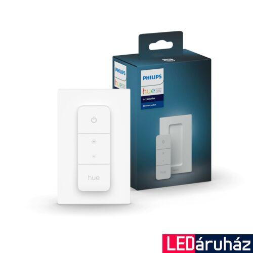 Philips Hue Dimswitch - vezeték nélküli több funkciós fali dimmer és kapcsoló, 929001173761