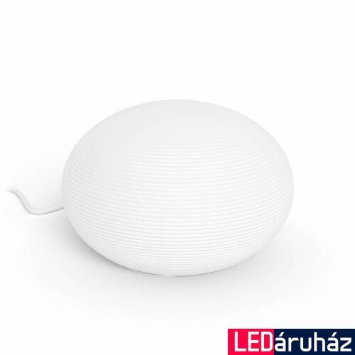 Philips Hue Flourish LED asztali lámpa, fehér, 9.5W, RGBW, 4090431P9, Bluetooth+Zigbee