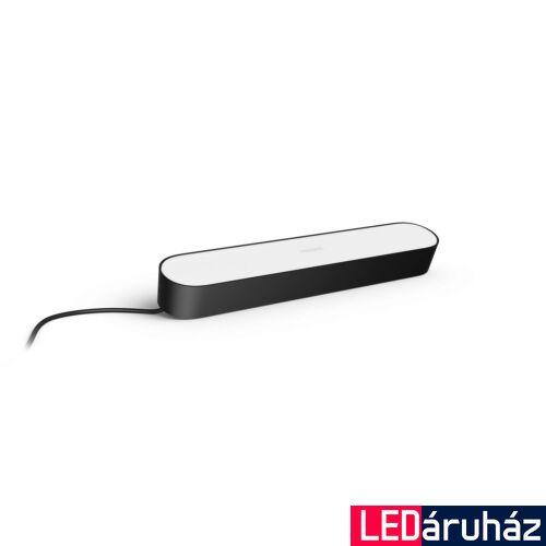 Philips Hue Play White and Color RGBW LED kiegészítő lámpatest, fekete, 42W, 530 lm, 7820330P7