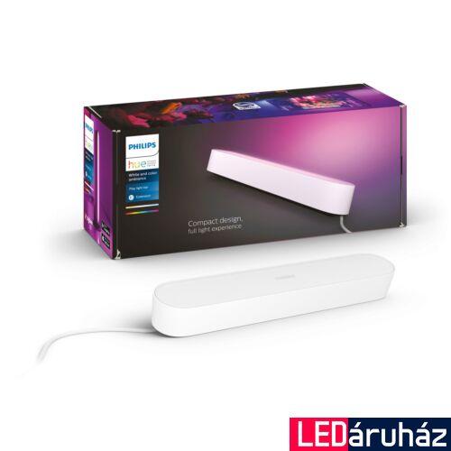 Philips Hue Play White and Color RGBW LED kiegészítő lámpatest, fehér, 42W, 530 lm, 7820331P7