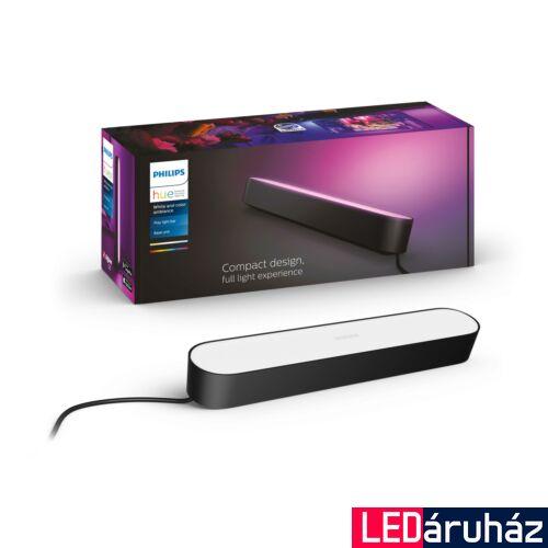 Philips Hue Play White and Color RGBW LED lámpatest tápegységgel, fekete, 42W, 530 lm, 7820130P7