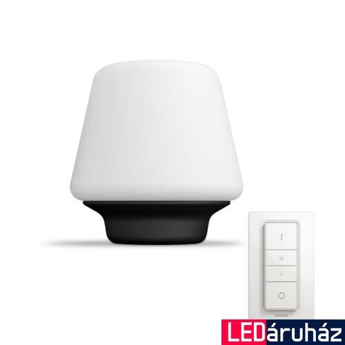 Philips Hue Wellness asztali LED lámpa 8,5W, 2200K-6500K + DimSwitch, Bluetooth+Zigbee, 4080130P6