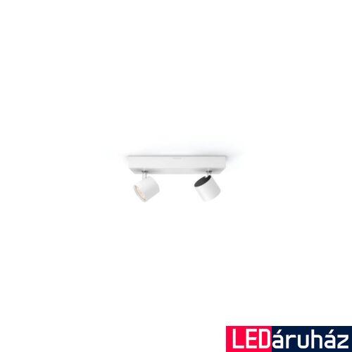 Philips Star fehér kettes LED szpotlámpa, 2x4,5W, 5624231P0