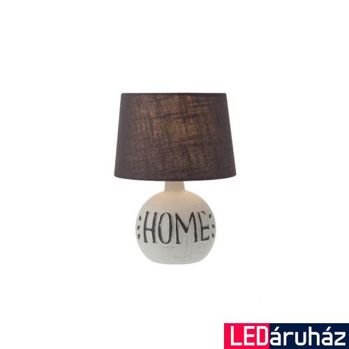 Redo Smarterlight HOME asztali lámpa, barna, E14, REDO-01-1374