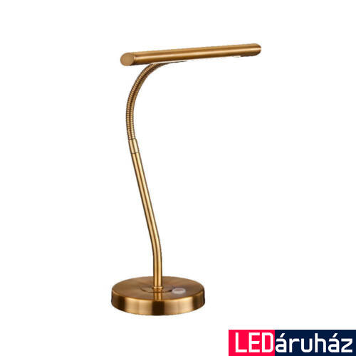 TRIO CURTIS asztali lámpa, fekete, 3000K melegfehér, beépített LED , 380 lm, TRIO-579790104