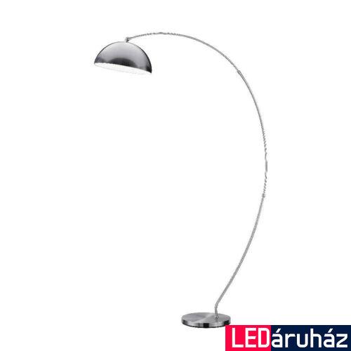 TRIO FLORESTAN állólámpa, króm, 3000K melegfehér, beépített LED , 400 lm, TRIO-429910107
