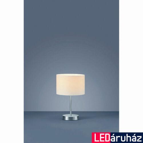 TRIO HOTEL asztali lámpa, fehér, E14 foglalattal, TRIO-501100101
