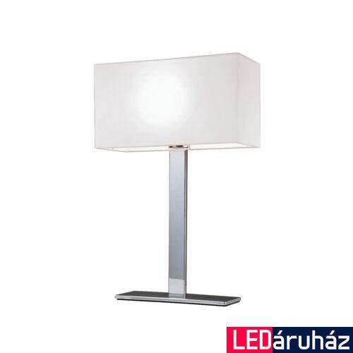 Viokef BALTIMORE asztali lámpa fehér, E27, VIO-4122500