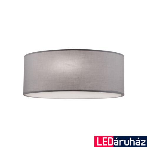 Viokef BRISTOL mennyezeti lámpa 3 foglalattal, szürke, E14, VIO-4114600