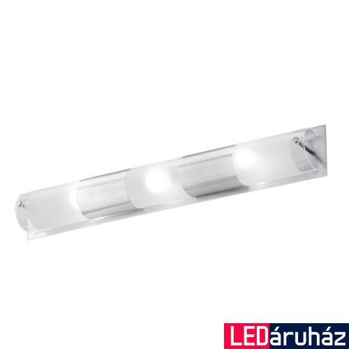 Viokef CASTRA fürdőszobai fali lámpa 3 foglalattal, fehér, E14, VIO-4039500