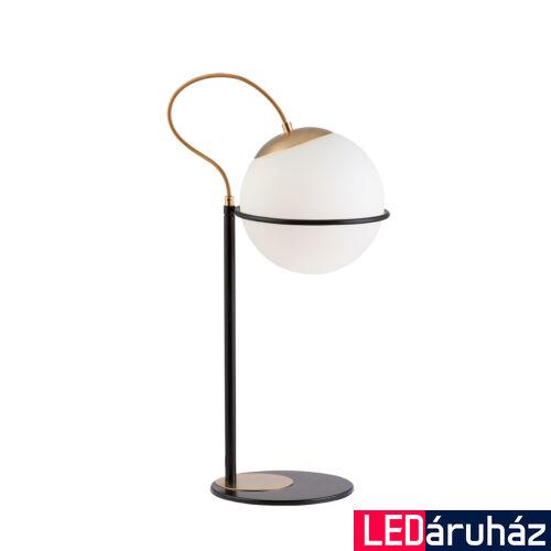 Viokef FERERO asztali lámpa arany, E27, VIO-3094100