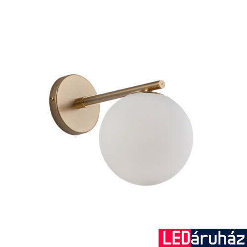 Viokef GLOBE fali lámpa arany, E14, VIO-3094700