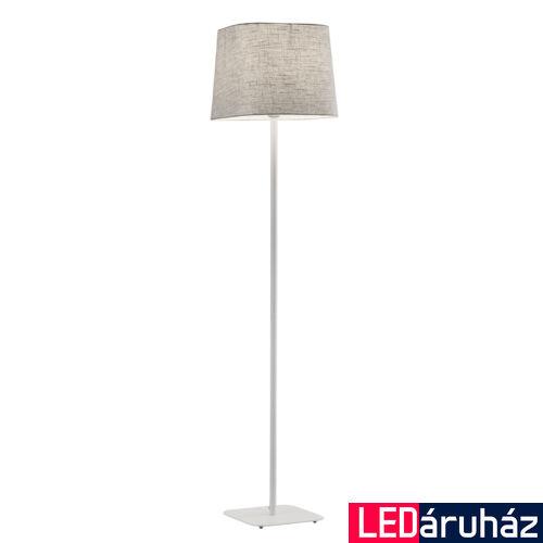 Viokef HENDRIX állólámpa fehér, E27, VIO-4174800