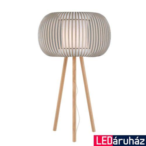 Viokef IRIS asztali lámpa, bézs, E27 foglalattal, VIO-4160800