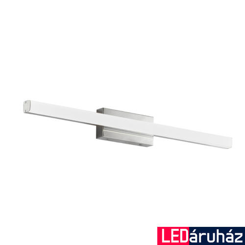 Viokef NILE fürdőszobai fali lámpa króm, 3000K melegfehér, beépített LED, 1178 lm, VIO-4177900