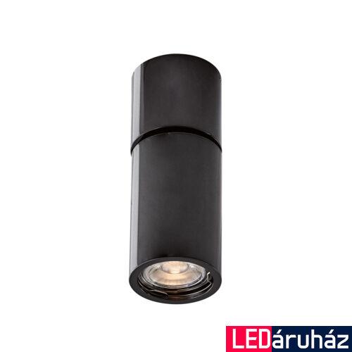 Viokef NOBBY mennyezeti lámpa, fekete, GU10 foglalattal, VIO-4157101