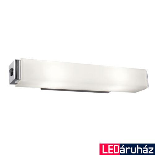 Viokef Q-BO fürdőszobai fali lámpa 2 foglalattal, fehér, E14, VIO-4096000