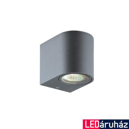Viokef TILOS fali lámpa szürke, GU10, VIO-4099700