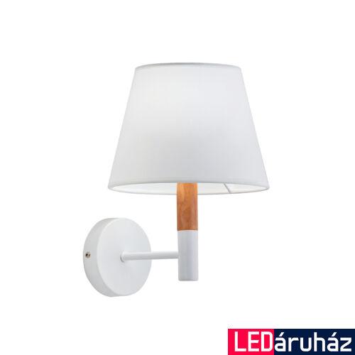 Viokef VILLY fali lámpa fekete, E27, VIO-4167900