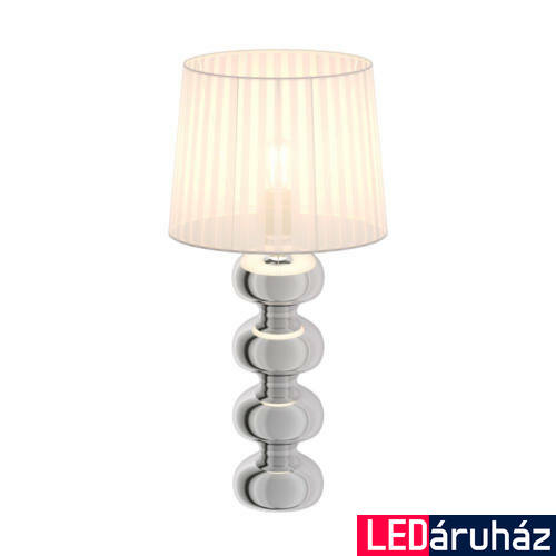 Zuma Line Deco asztali lámpa, fehér, E27, 1x42W, ZU-TS-060216T-CHWH