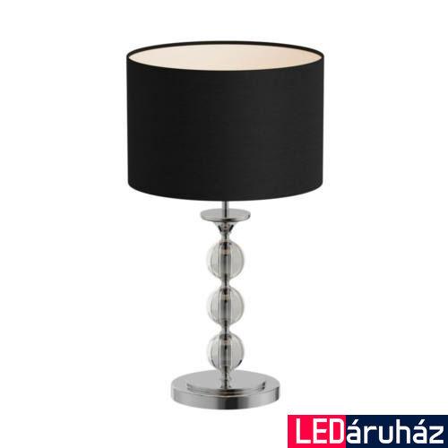Zuma Line Rea asztali lámpa, fekete, E27, 1x42W, ZU-RLT93163-1B