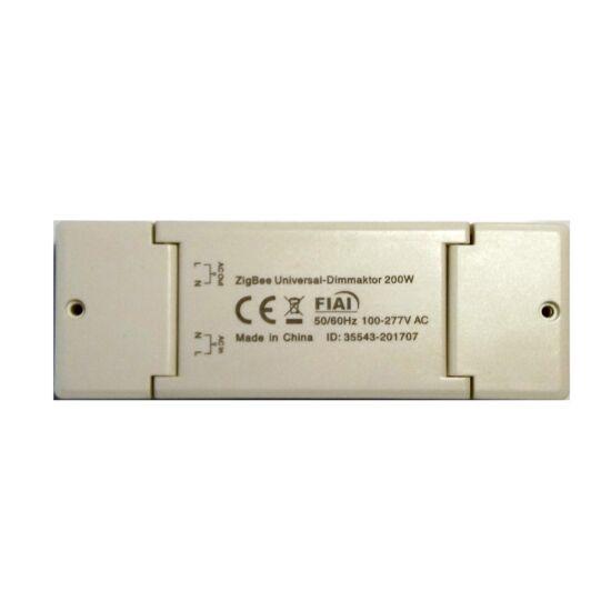 Zigbee 230V fázishasításos fényerőszabályzó,  Philips Hue rendszerhez