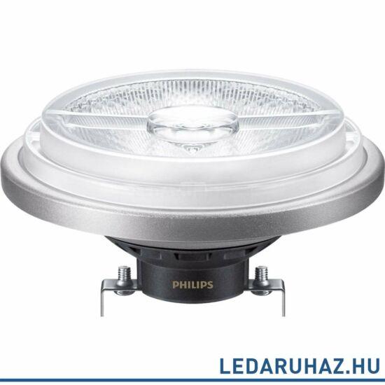 Philips MASTER 20 W AR111 LED spot, 40°, 1160 lm, 2700K melegfehér, fényerőszabályozható