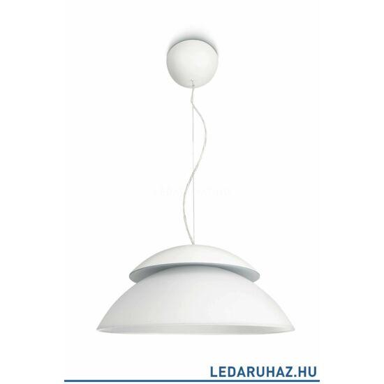 Philips Hue Beyond függesztett LED lámpa 2x9W, LightDuo 2 db. független RGB LED fényforrás, 7120031PH