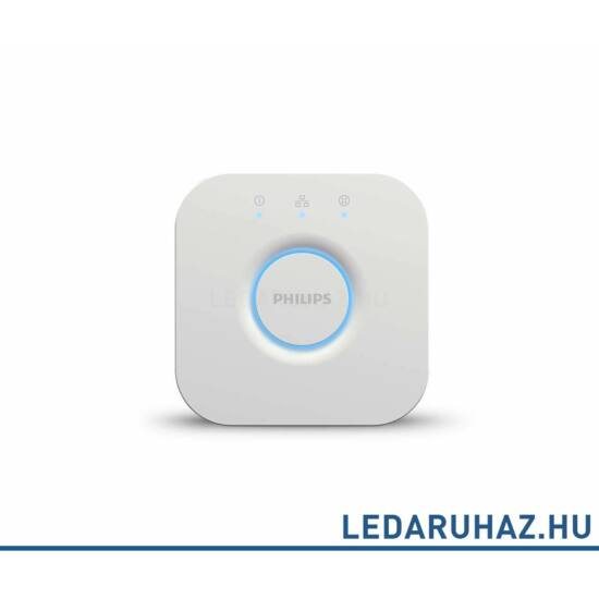 Philips Hue Bridge 2.0 Apple HomeKit kompatibilis központi egység - 8718696511800
