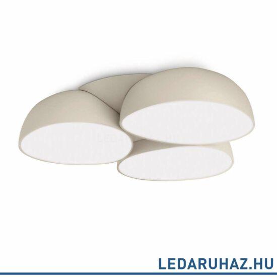Philips Stonez mennyezeti LED lámpa, bézs, 9x2.5W, 408283816