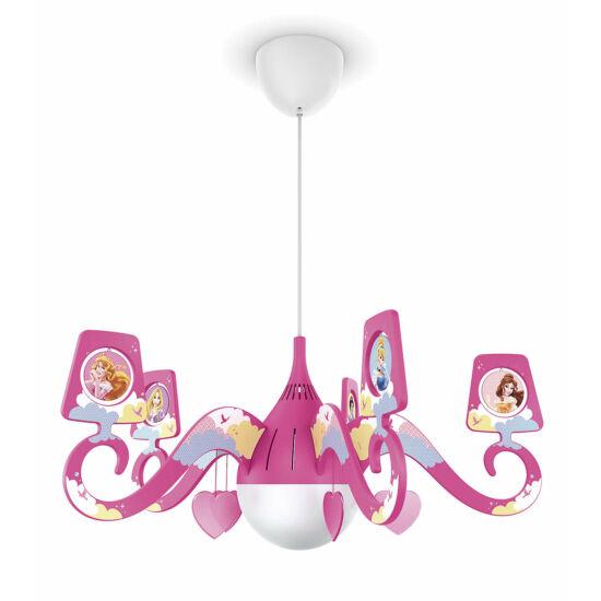 Philips Disney Hercegnők csillár, E27 foglalat, 717572816