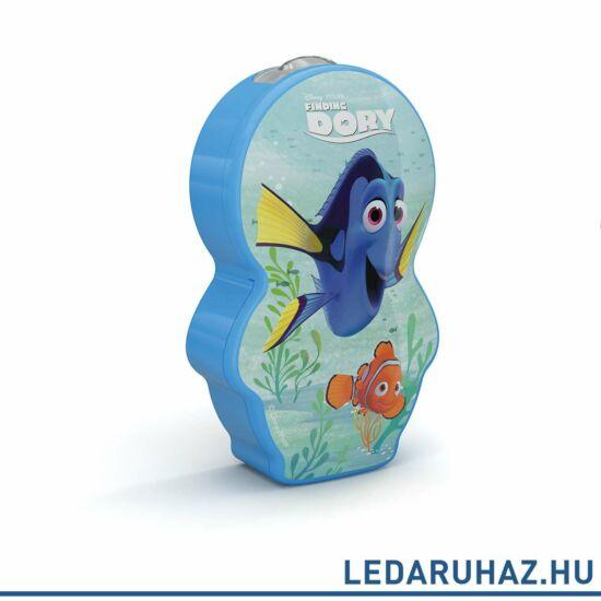 Philips Disney Szenilla nyomában kék LED elemes éjjeli fény, 7176735P0
