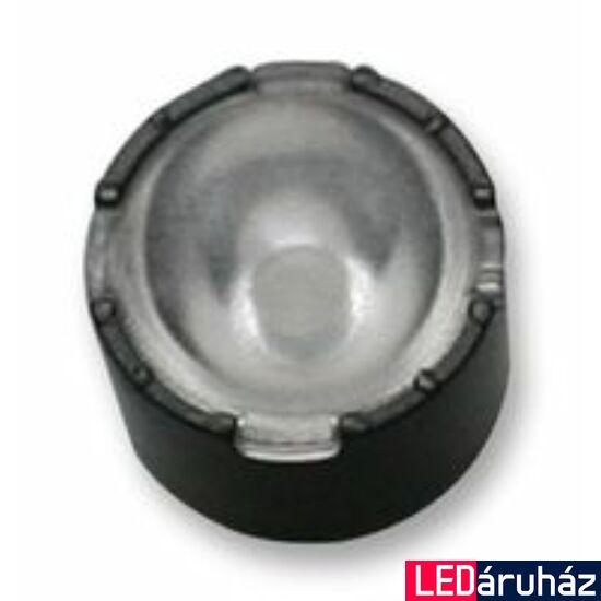 Luxeon Rebel, TX, C Star LED optikai  lencse - 10mm átmérőjű 80 fok - FP11951_LISA2-WWW-PIN