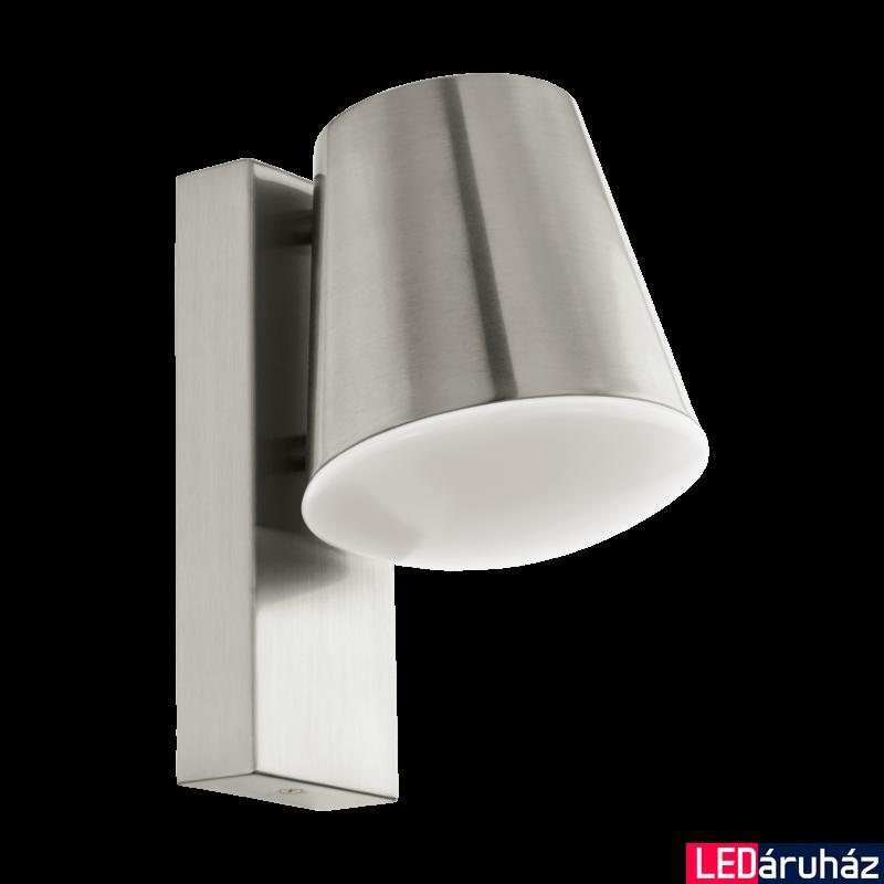 EGLO 97484 CALDIERO-C kültéri fali lámpa, nemesacél + ajándék LED fényforrás