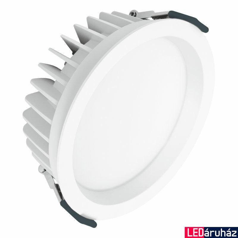 Osram LEDVANCE DOWNLIGHT LED mélysugárzó 14W, 6500K hideg fehér, 1360 lm, beltéri, süllyeszthető, 3 év garancia - 4058075000049