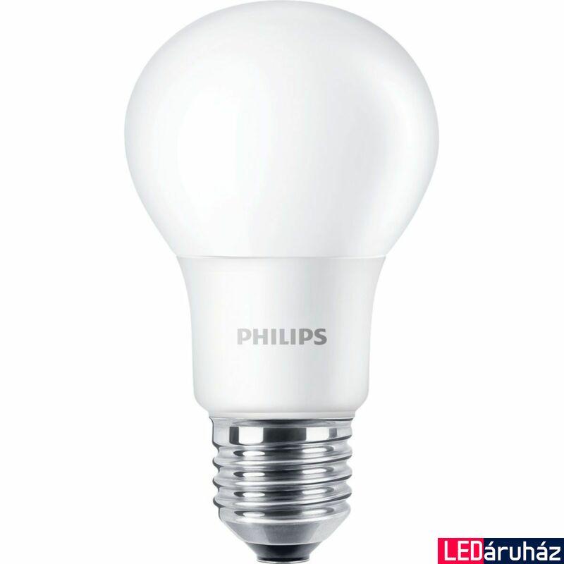 Philips CorePro 8W E27 LED fényforrás, 806 lm, 2700K melegfehér 929001234302 - 929001234302